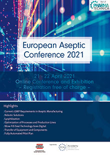 Programm Aseptic Confernce 2021